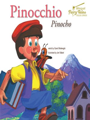 cover image of Bilingual Fairy Tales Pinocchio