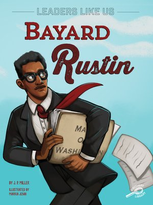 cover image of Bayard Rustin