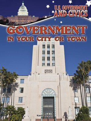 cover image of Government in Your City or Town