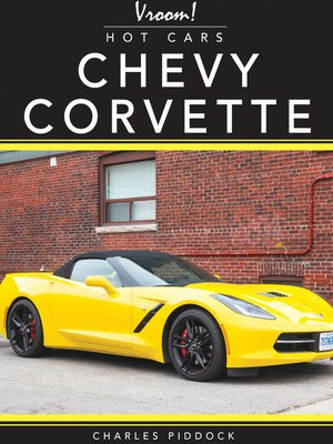 cover image of Chevy Corvette