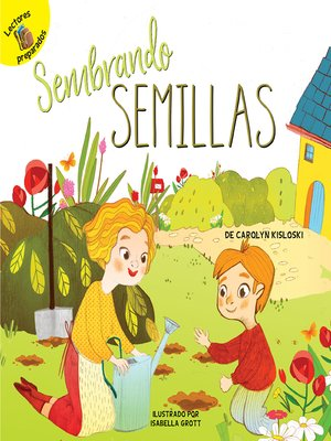 cover image of Sembrando semillas