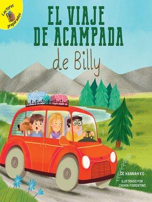 cover image of El viaje de acampada de Billy