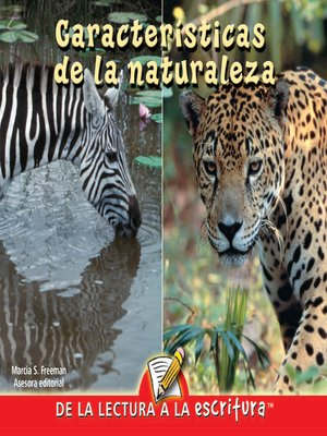 cover image of Caracteristicas De La Naturaleza (Our Attribute Walk) (Spanish-Readers for Writers-Early)