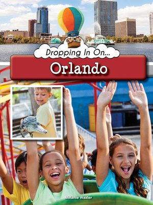 cover image of Dropping In On Orlando