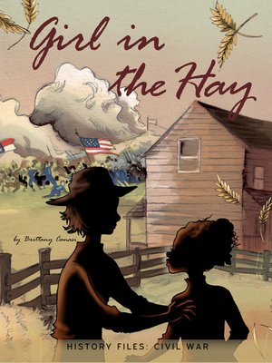 cover image of Girl in the Hay