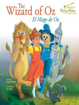 cover image of The Bilingual Fairy Tales Wizard of Oz, Grades 1 - 3