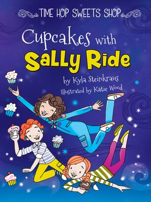 cover image of Cupcakes with Sally Ride
