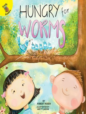 cover image of Hungry For Worms