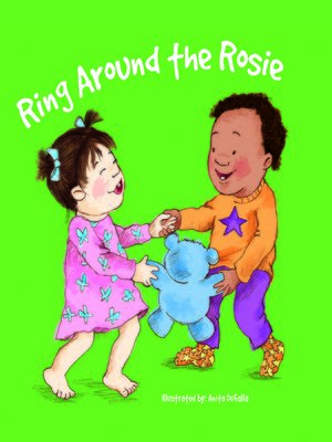 cover image of Anillo alrededor del Rosie