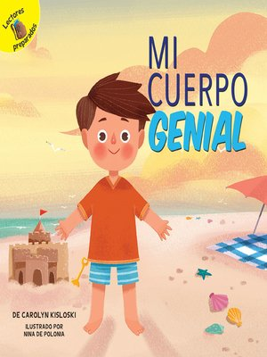 cover image of Mi cuerpo genial (My Great Body)