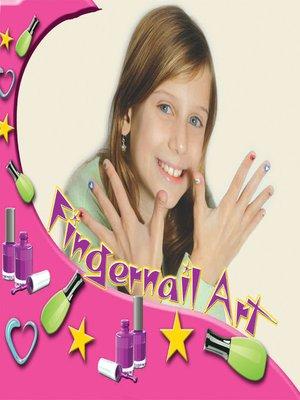 cover image of Fingernail Art