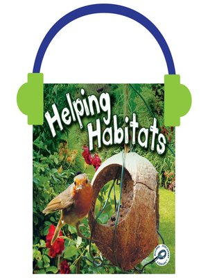 cover image of Helping Habitats
