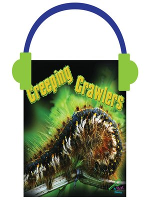 cover image of Creeping Crawlers