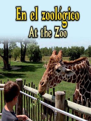 cover image of En el zoológico (At the Zoo)