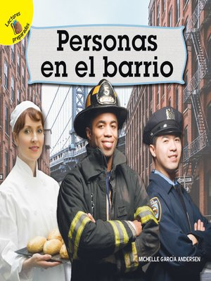 cover image of Mi Mundo (My World) Personas en el barrio, Grades PK - 2