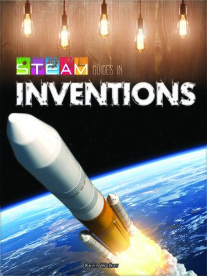 cover image of STEAM Guides in Inventions