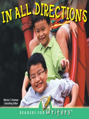 cover image of In All Directions