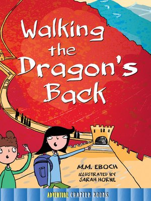 cover image of Walking the Dragon's Back