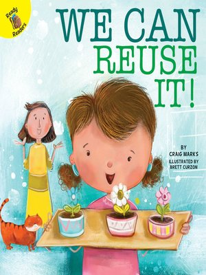 cover image of We Can Reuse It!