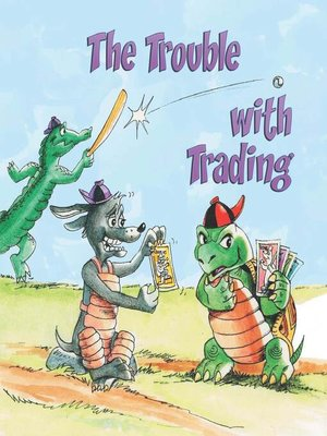 cover image of The Trouble With Trading