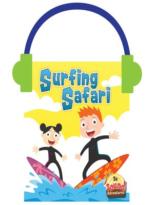 cover image of Surfing Safari