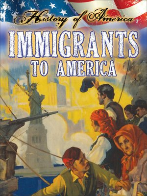 cover image of Immigrants to America