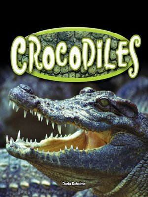 cover image of Crocodiles