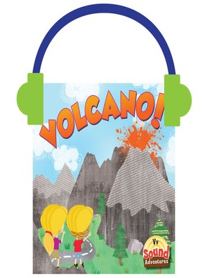 cover image of Volcano!