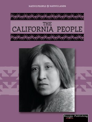 cover image of The California People