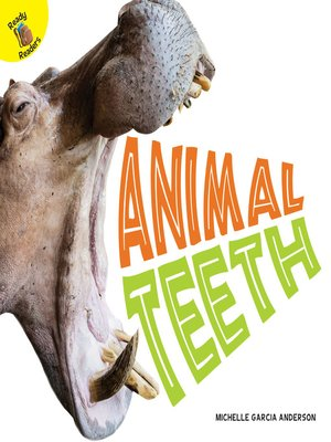 cover image of Animal Teeth