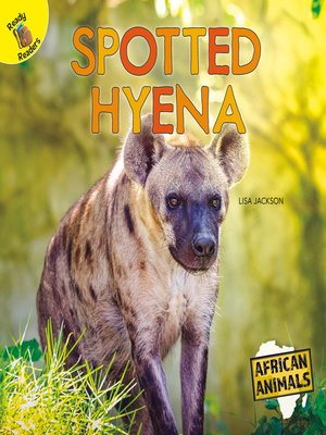 cover image of Spotted Hyena