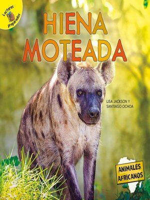 cover image of Hiena moteada