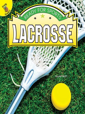 cover image of Lacrosse, Grades PK - 2