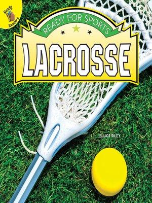 cover image of Lacrosse, Grades PK - 2