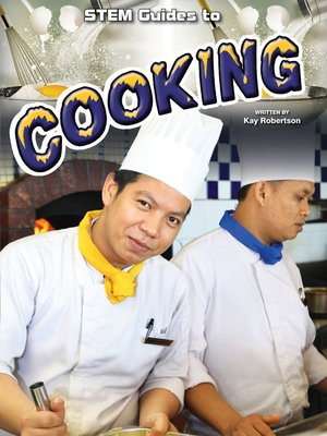 cover image of STEM Guides to Cooking