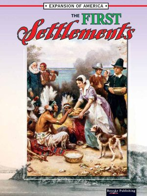 cover image of The First Settlements