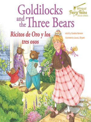cover image of Bilingual Fairy Tales Goldilocks and the Three Bears, Grades 1 - 3
