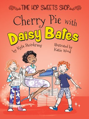 cover image of Cherry Pie with Daisy Bates
