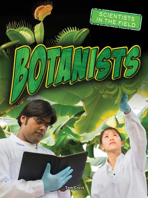 cover image of Botanists