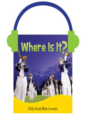 cover image of Where Is It?