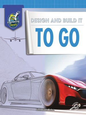 cover image of Design and Build It to Go