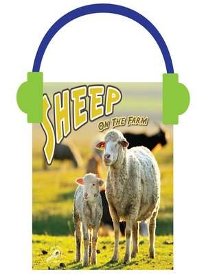 cover image of Sheep on the Farm