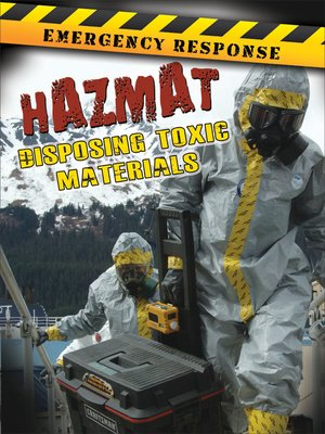 cover image of Hazmat