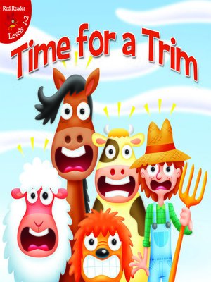 cover image of Time for a Trim