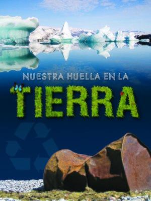 cover image of Nuestra huella en la tierra