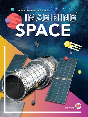 cover image of Imagining Space