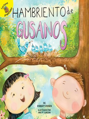 cover image of Hambriento de gusanos