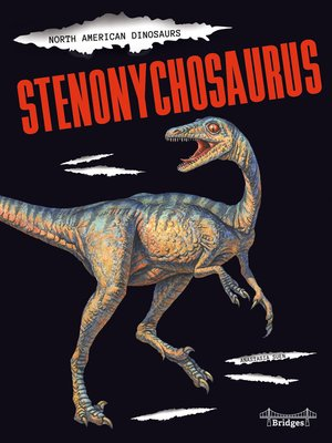 cover image of Stenonychosaurus