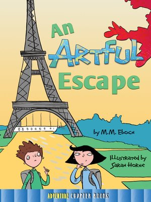 cover image of An Artful Escape