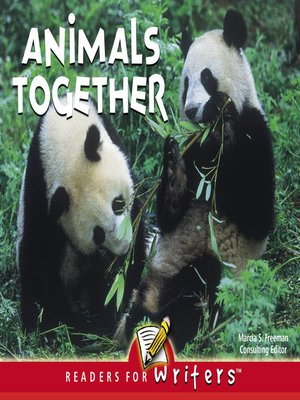 cover image of Animals Together